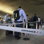 Les pilotes d'Air France à nouveau en grève