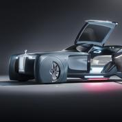 Rolls-Royce Vision Next 100, la Batmobile flamboyante