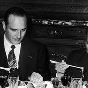 Jacques Chirac, l'incroyable globe-croqueur