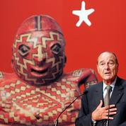 Arts primitifs, les objets chers à Jacques Chirac
