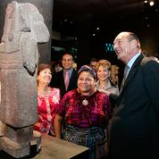Aillagon: «Plus les civilisations ont été méprisées par l'histoire, plus Chirac s'y intéresse»
