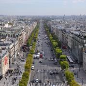 Les Champs-Élysées préparent leur métamorphose