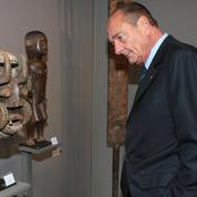 Aillagon: «Au départ, Chirac n'était pas un collectionneur d'art lointain»