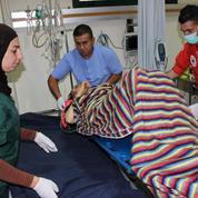 Syrie: Handicap international dénonce les armes explosives