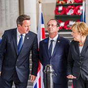 Brexit: l'Europe de Merkel en filigrane du référendum