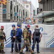 Un homme avec une fausse ceinture explosive met Bruxelles en alerte