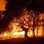 États-Unis: les incendies continuent de s'étendre dans le sud-ouest