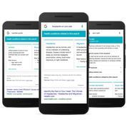 Google veut vous aider à diagnostiquer votre maladie