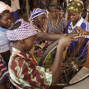 Des vélos qui donnent des ailes à l'Afrique