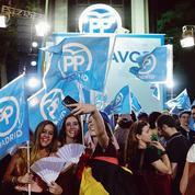 Législatives espagnoles: la droite en tête, Rajoy réclame «le droit de gouverner»