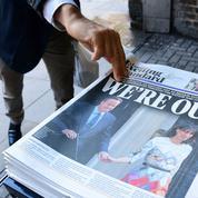 Les scénarios du divorce avec Londres