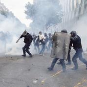 Nouvelle manifestation anti-loi travail: les policiers exaspérés