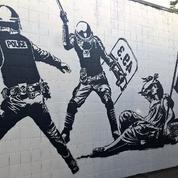 Grenoble : la fresque jugée anti-police restera à sa place