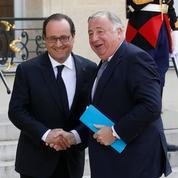 Brexit: la lettre de Gérard Larcher à François Hollande