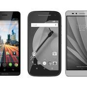 Le meilleur smartphone pas cher à moins de 100 euros : le choix du Figaro