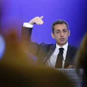 Devant les Français de Londres, Nicolas Sarkozy s'explique sur le référendum