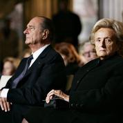 Quai Branly-Jacques Chirac : Bernadette Chirac remercie François Hollande