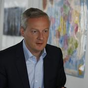 Législatives: Bruno Le Maire se réserve