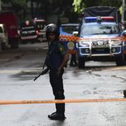 Au moins 20 morts après l'attaque de l'État islamique à Dacca au Bangladesh
