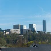 Luxembourg: l'arrière-boutique de la City