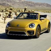 VW Coccinelle Dune Cabrio, un parfum d'Amérique