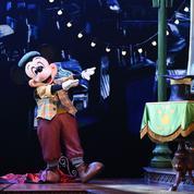 Mickey et le Magicien, le nouveau spectacle nostalgique de Disneyland Paris
