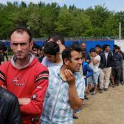 À la frontière serbo-hongroise, un nouvel afflux de migrants