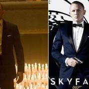 Dans Skyfall, un caprice de James Bond a coûté des millions