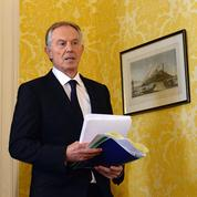 Tony Blair, l'ancien prodige du New Labour, devenu un paria