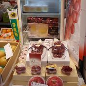 Au Japon, des fruits se vendent à prix d'or