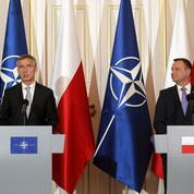 Varsovie croit plus à l'Alliance atlantique qu'à l'Union européenne