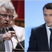 Le secrétaire d'État au Budget s'en prend encore à Emmanuel Macron