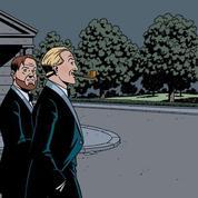 Blake et Mortimer: leur nouvelle aventure dans Le Figaro Magazine