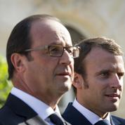 Emmanuel Macron défie François Hollande