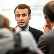 Au PS, le cas Macron fait grincer des dents