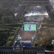 Euro à Paris: la Mairie crie victoire après la défaite des Bleus