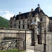 Le château de Vizille fermé à cause des gens du voyage