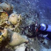 Une quarantaine d'épaves chargées d'histoire découvertes en mer Égée