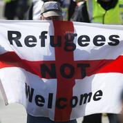 Les Européens lient l'arrivée des réfugiés au terrorisme et au chômage