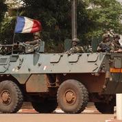 Centrafrique: Hollande annonce la fin de l'opération Sangaris pour octobre