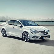 Renault Mégane Sedan, une petite Talisman