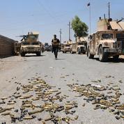 Irak: la laborieuse campagne de Ninive contre Daech