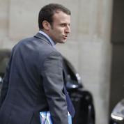 L'avertissement sans frais de Hollande à Macron