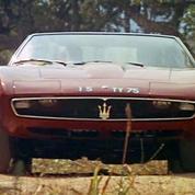 La Maserati de La Piscine ,l'italienne des play-boys
