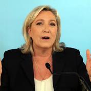 Pour Marine Le Pen, «ça commence à bien faire!»