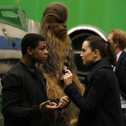 Star Wars VIII :Daisy Ridley annonce la fin du tournage