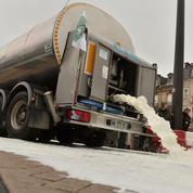 Bruxelles apporte 500millions aux éleveurs laitiers