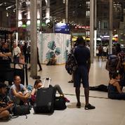 Gare du Nord : reprise progressive du trafic après un incendie