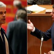 État d'urgence : échange tendu Valls-Wauquiez à l'Assemblée