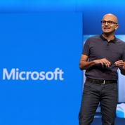 Microsoft tire profit de son virage dans le «cloud»